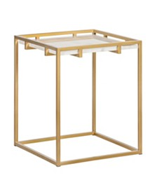 Ellery Side Table, Quick Ship