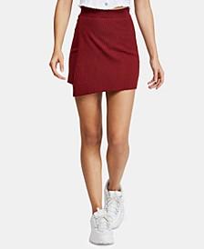 Mod Wrap Skirt