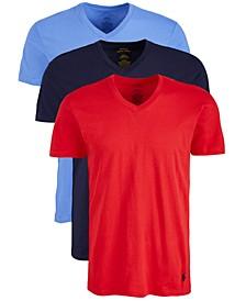 Men's 3-Pk. Classic V-Neck T-Shirts