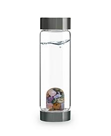 VitaJuwel ViA Crystal Water Bottle 5 ELEMENTS