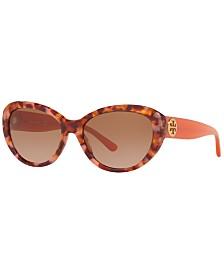Tory Burch Sunglasses, TY7136 56