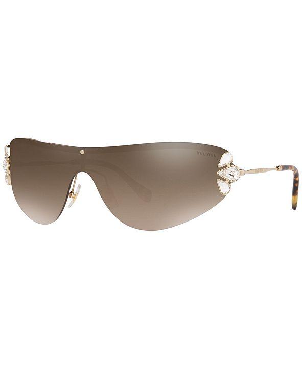 MIU MIU Sunglasses, MU 66US 48