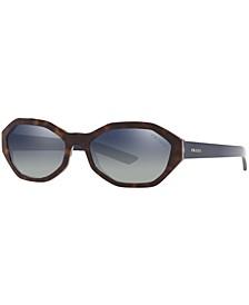 Sunglasses, PR 20VS 56 MILLENIALS