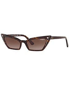 Eyewear Sunglasses, VO5282SB 54 SUPER