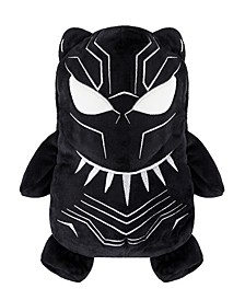 Toddler and Big Marvel's Black Panther 2-in-1 Stuffed Animal Hoodie