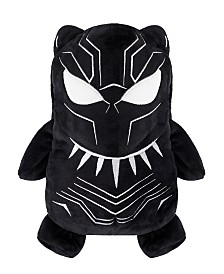 Cubcoats Toddler and Big Marvel's Black Panther 2-in-1 Stuffed Animal Hoodie