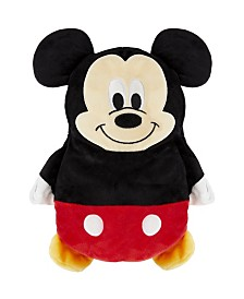 Disney, Mickey Mouse 2-in-1 Stuffed Animal Hoodie