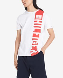 Tommy Hilfiger Men's Nelson Logo Graphic T-Shirt