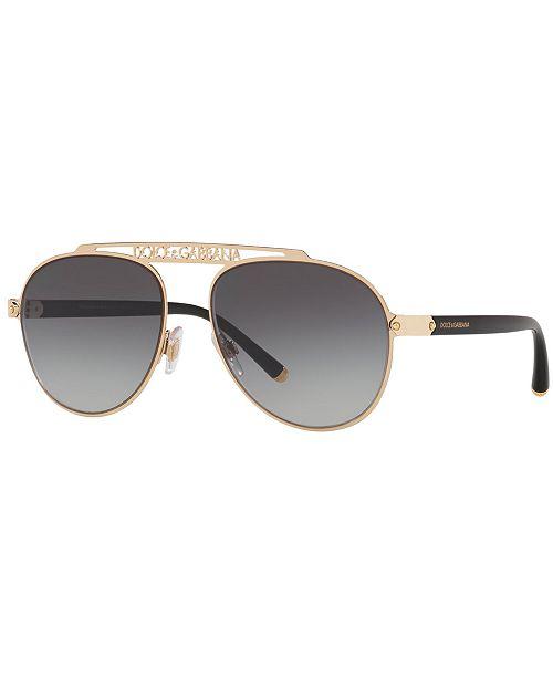 Dolce & Gabbana Sunglasses, DG2235 57