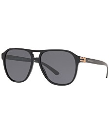 BVLGARI Polarized Sunglasses, BV7034 57