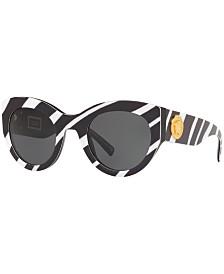 Versace Sunglasses, VE4353 51