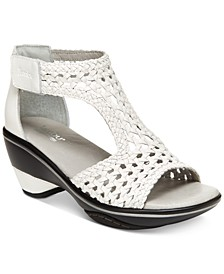 Women's Sandy Wedge Sandals