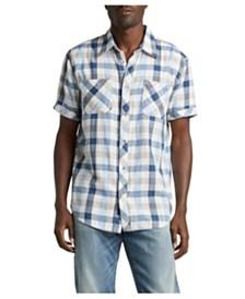 Silver Jeans Co. Corbin Short-Sleeve Plaid Shirt