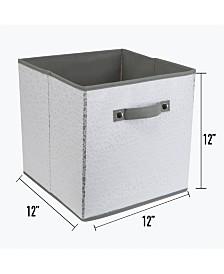 Simplify Embossed Nest Storage Cube