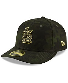 New Era St. Louis Cardinals Armed Forces Day Low Profile 59FIFTY Fitted Cap