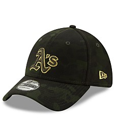 New Era Oakland Athletics Armed Forces Day 39THIRTY Cap