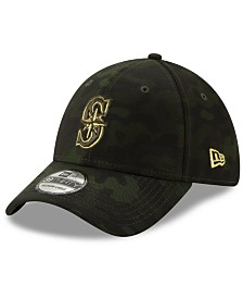 New Era Seattle Mariners Armed Forces Day 39THIRTY Cap
