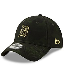 New Era Detroit Tigers Armed Forces Day 9TWENTY Strapback Cap