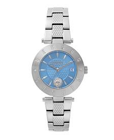 Versus Women's Silver Bracelet Watch 18mm