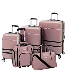London Fog Southbury II Hardside Luggage Collection, Created for Macy's