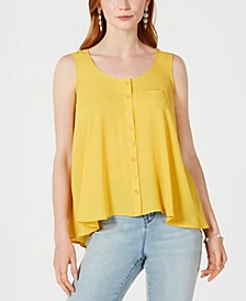 Swing Sleeveless Blouse, Created for Macy's