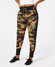 The North Face Camo-Print Jogger Pants