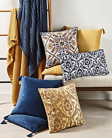 Dolce Vita Decorative Pillow and Throw Collection