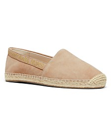 MICHAEL Michael Kors Preston Espadrille Slip on Flats