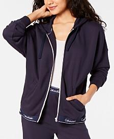Calvin Klein Full-Zip Hoodie QS6030