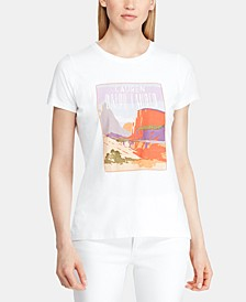 Petite Striped T-Shirt