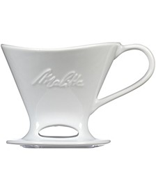 64032 Pour Over Single Cup Coffee Brewing Cone