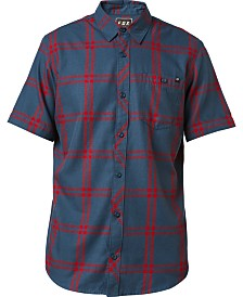 Fox Men's Brake Check Woven Shirt