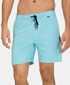 Men's One And Only Volley Swim Trunks