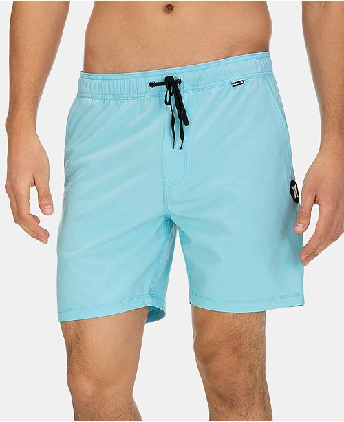 Hurley Men's One And Only Volley Swim Trunks