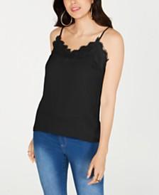 Thalia Sodi Lace-Trim Camisole, Created for Macy's