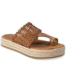 Baretraps Boyde Flatform Espadrille Sandals