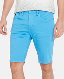 Buffalo David Bitton Men's Parker-X Stretch Denim Shorts