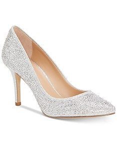 55fd68d53defd I.N.C. Women's Zitah Pointed Toe Pumps, Created for Macy's