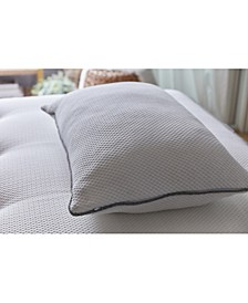 Ojai Adjustable Comfort Gel Memory Foam Pillow - Queen Size