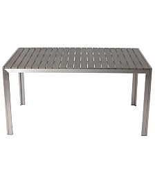 """Pangea Home Breeze 59"""" Dining Table"""