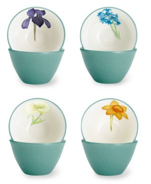 Noritake Dinnerware, Set Of 4 Colorwave Mini Bowls