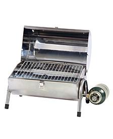 Propane BBQ- Stainless Steel