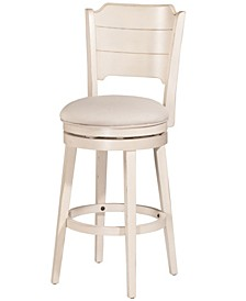 Clarion Swivel Bar Height Stool
