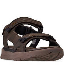 Skechers Men's Relaxed Fit: Relone - Senco Sport Sandals from Finish Line