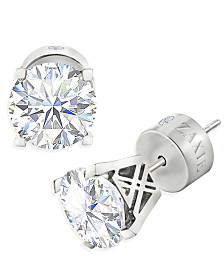 ZAXIE (2 ct. t.w.) Cubic Zirconia Stud Earrings