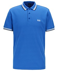 BOSS Men's Paddy Cotton Piqué Polo Shirt