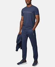 BOSS Men's Tee 6 Degradé Dot-Print T-Shirt