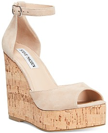 Steve Madden Summer Wedge Sandals