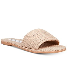 Steve Madden Roper Slip-On Sandals