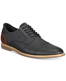 Bar III Danny Cap-Toe Oxfords, Created for Macy's